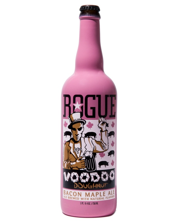 Rogue Voodoo Doughnut Maple Bacon Ale Review