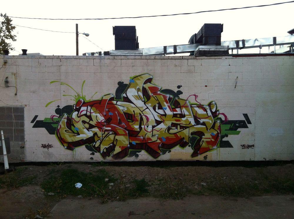 Graffiti: The Highlands, Denver (2/6)