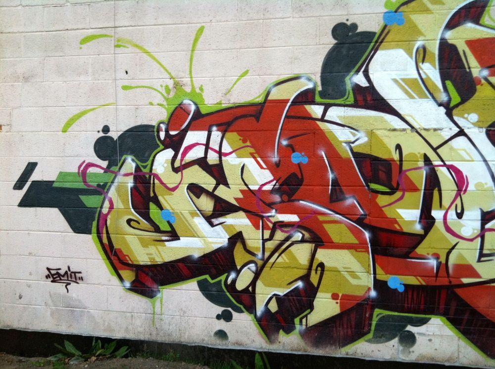 Graffiti: The Highlands, Denver (3/6)
