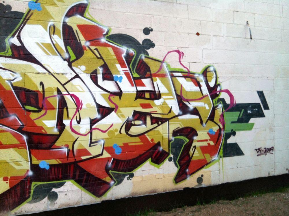 Graffiti: The Highlands, Denver (4/6)