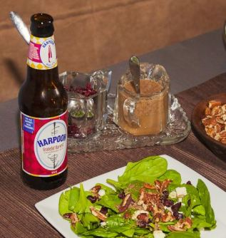 Harpoon Grateful Harvest Cranberry Vinaigrette