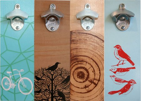 Wall-Mounted-Bottle-Opener