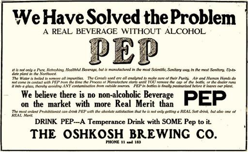 PEP Oshkosh Brewing Company