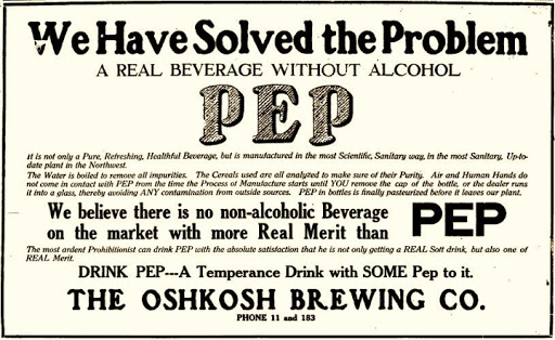 PEP Oshkosh Brewing Company