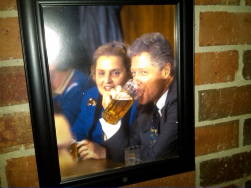 Bill-clinton-Beer