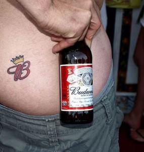 king-of-beer-budweiser-tattoo-285x300