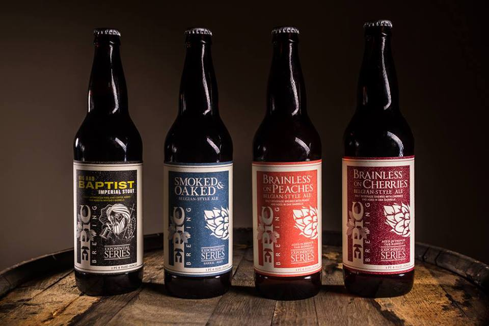 We talk to assistant head brewer chad laning and general manager dan glazer