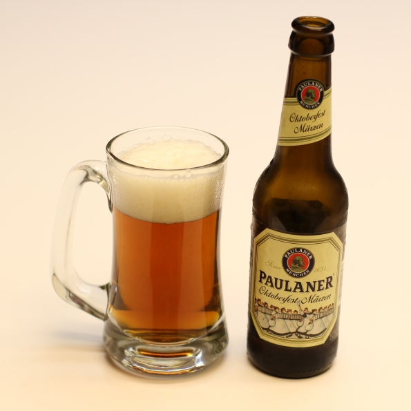Paulaner_Oktoberfest_Marzen_11.2oz_bottle_and_beer_mug