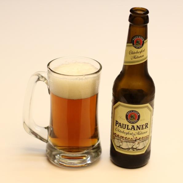 Paulaner_Oktoberfest_Marzen_11.2oz_bottle_and_beer_mug