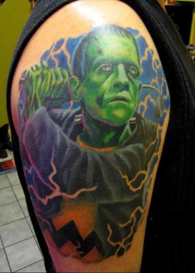 frankenstein-tattoo-l
