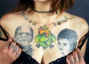 frankensteintattoos