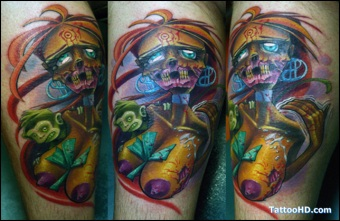 full-body-zombie-tattoo