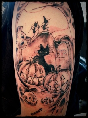 halloween-tattoo-Designs-1