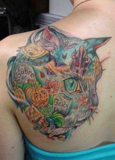 halloween_cat_by_BeyondFlesh