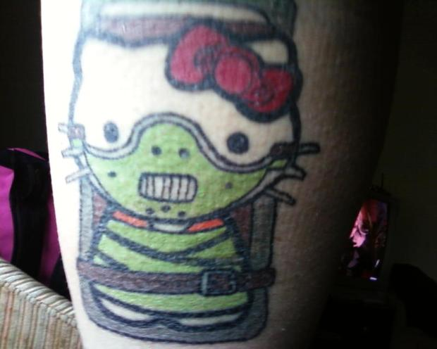 Hello-Kitty-hannable-lector-tattoo