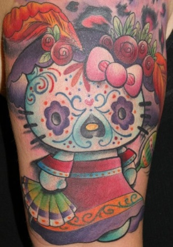 Hello-Kitty-Skull-Tattoo-Kristel-Oreto-Kawaii-Tattoo-Blog