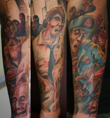 itattooz-zombie-pic-tattoo