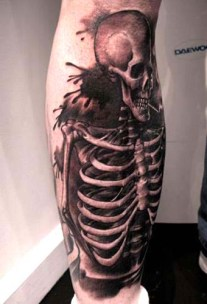 skeleton-G
