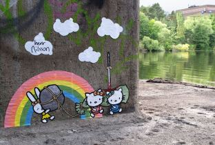 street-art-hello-kitty