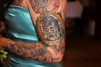 Zombie-Tattoo-for-Young-Girls