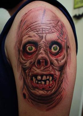 Zombie_tattoo
