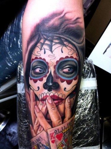 Dia-De-Los-Muertos-Tattoo-40
