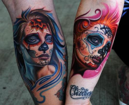 Dia-De-Los-Muertos-Tattoo-8