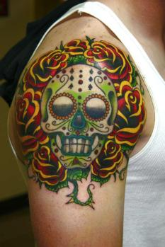mexican-day-of-the-dead-tattoos-8