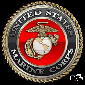 USMC Emblem [2x2]-1