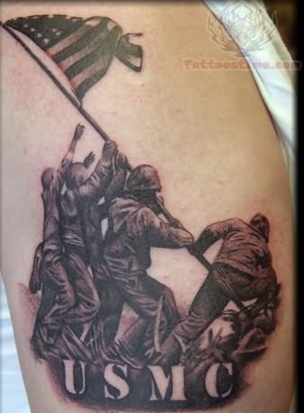 usmc-military-tattoo-tattoo