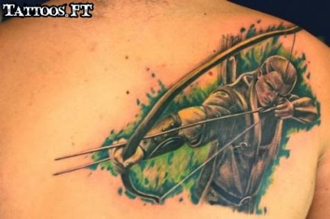 uk06550-20-Legolas-lord-of-the-rings--tattoo-designs
