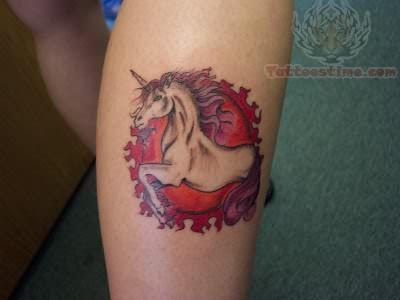 unicorn-tattoos-zodiac-tattoo-design