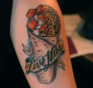 taco-bell-beefy-crunchy-burrito-tattoo