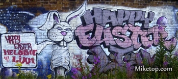 miketop-happy-easter-graffiti