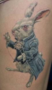 White-Rabbit-Tattoo