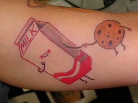 food-tattoos