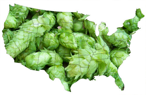 united staes of hops