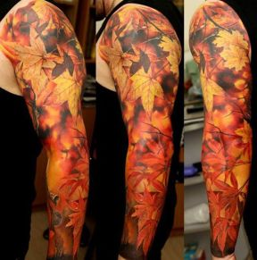 autumn-leaf-tattoo-1
