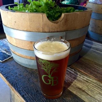 Greenbush Brewing, Sawyer, MI